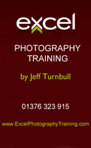 Excel Photography Training Logo